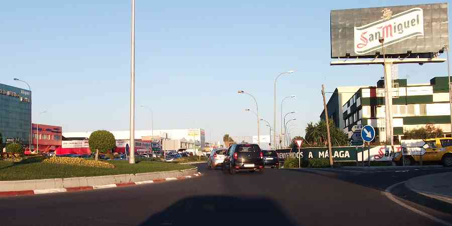 Car Hire Malaga Airport Full To Full