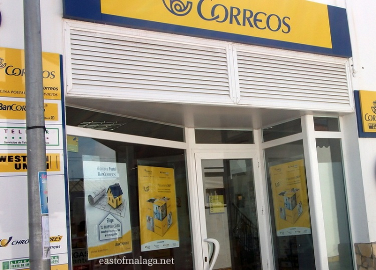 Post Office, Competa, Spain