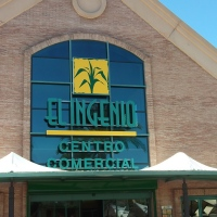 Shopping Centre (Centro Comercial): El Ingenio