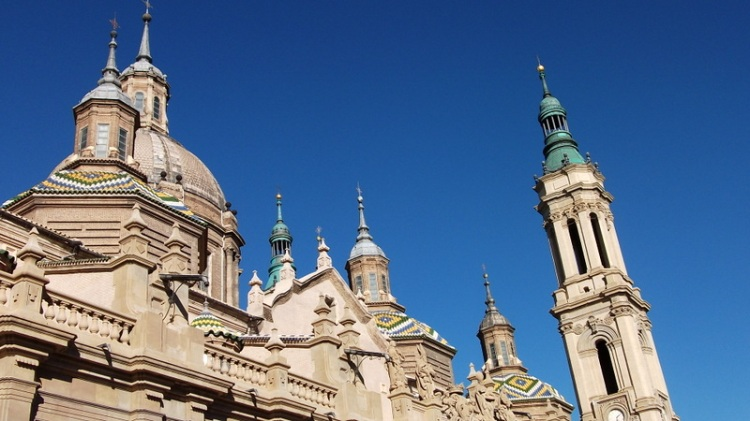 Zaragoza cathedral