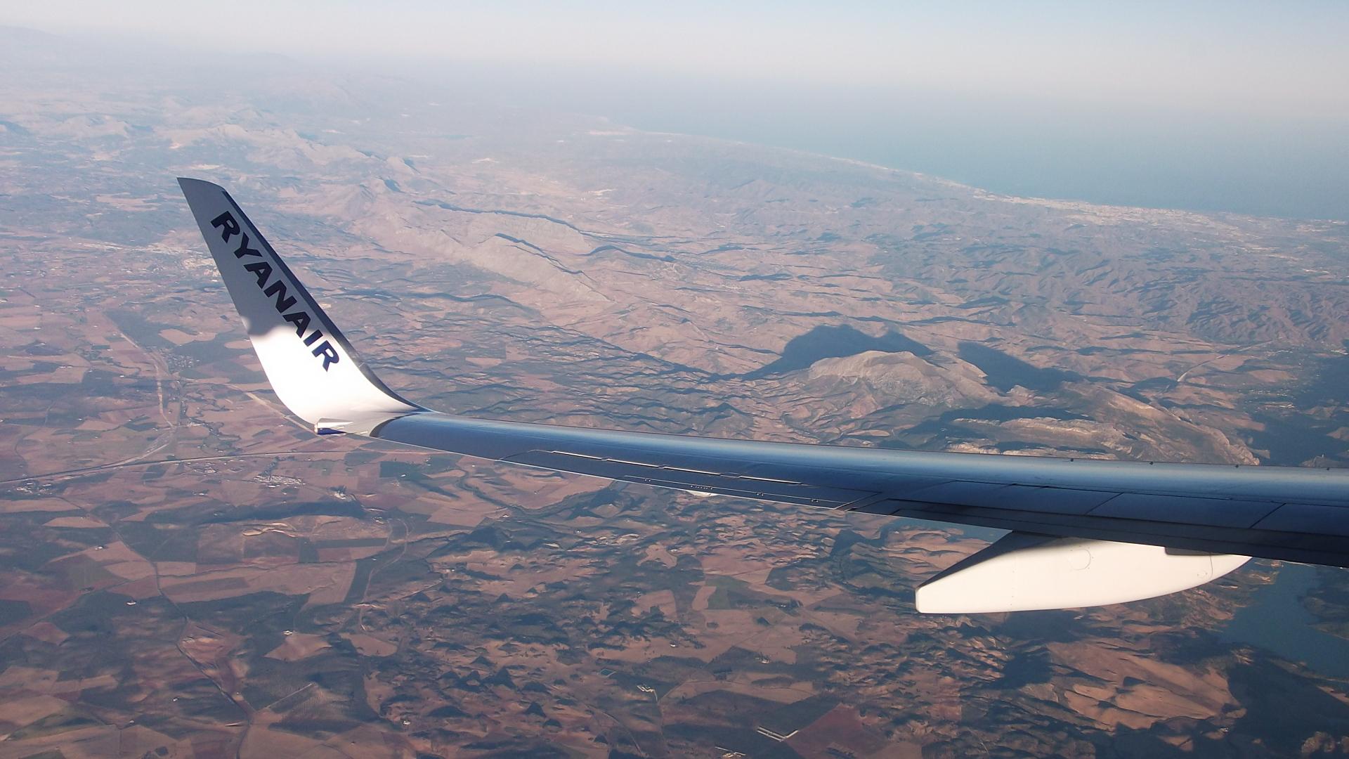 Photos From 35 000 Feet Approaching M 225 Laga East Of M 225 Laga