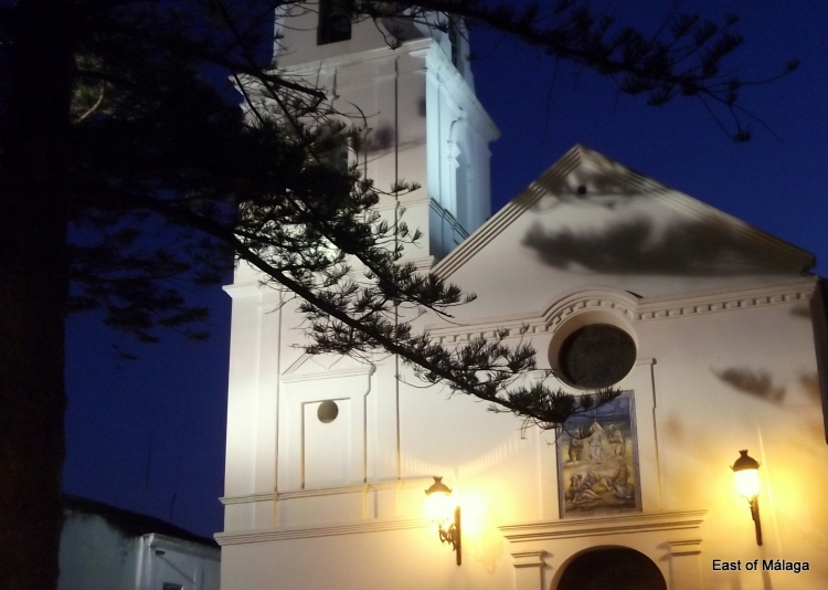 El Salvador Church, Nerja