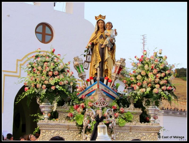 Virgen del Carmen 2012 The Festival of
