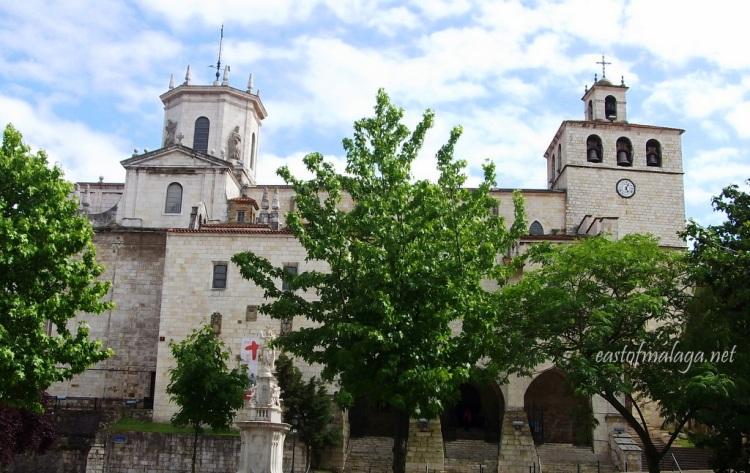 Santa Iglesia Cathedral, Santander, Spain
