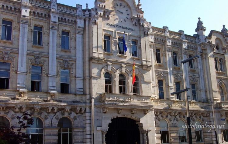 Town Hall, Santander, Spain