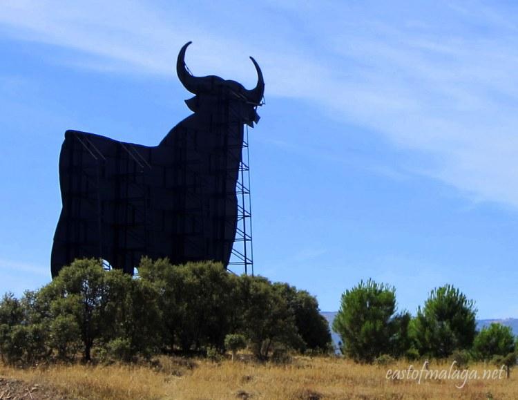 Toro de Osborne, Spain