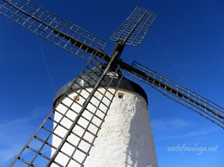 windmills of la mancha, Spain
