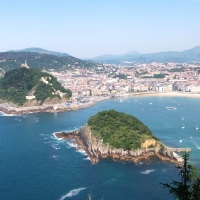 Venturing further afield: San Sebastián in the heart of Basque country