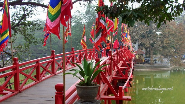 Red Bridge, Hanoi