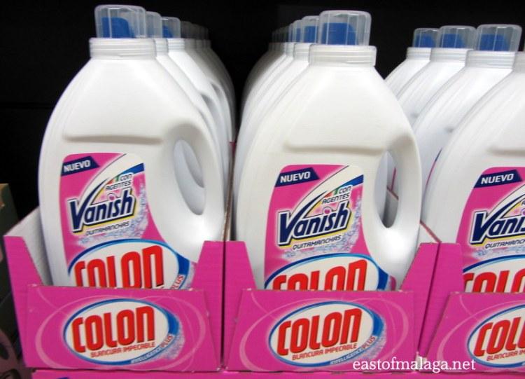Colon detergent