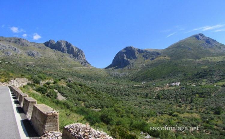Zafarraya Pass, Spain