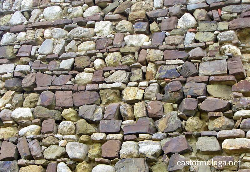 Zalia castle walls