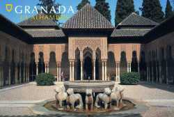 Postcard from Granada