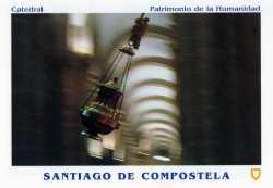 Postcard from Santiago de Compostela