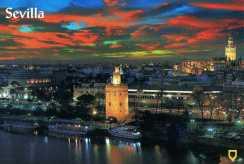 Postcard from Sevilla