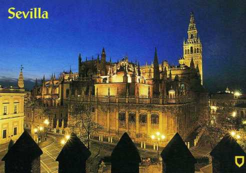 Postcard from Seville