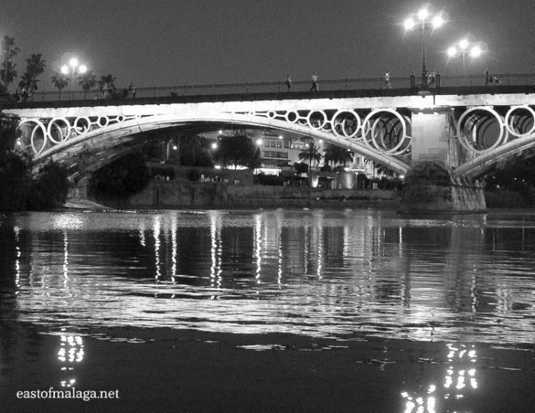 Triana Bridge, Seville