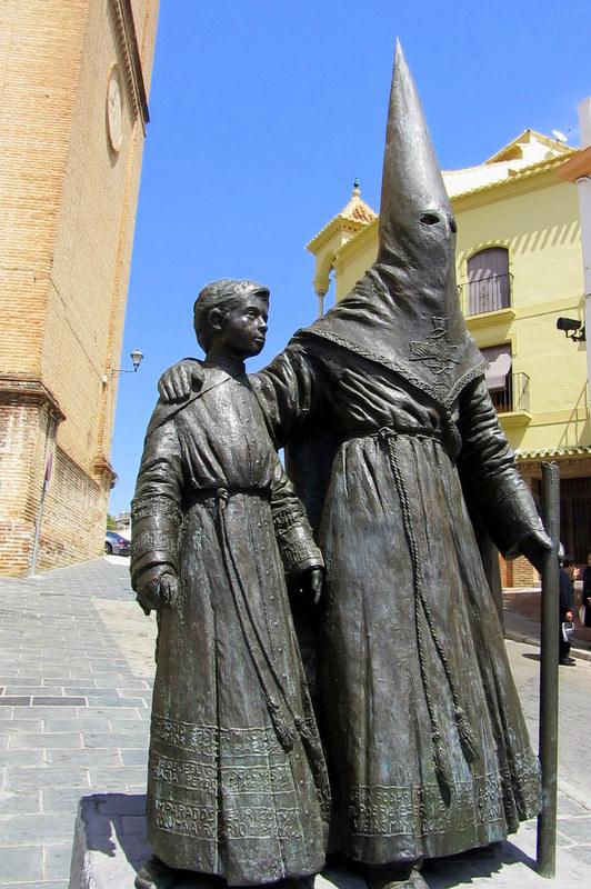Nazareno statue, Vélez-Málaga, Spain