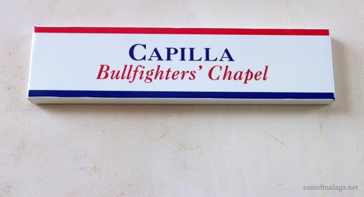 Bullfighters' Chapel, Ronda, Spain