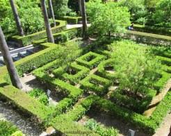 Gardens at the Alcazar