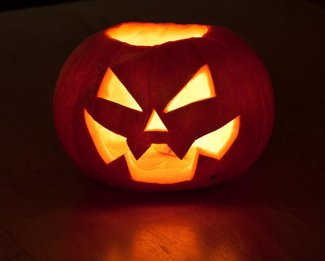 Pumpkin by Thomas Backa (Flickr CC)