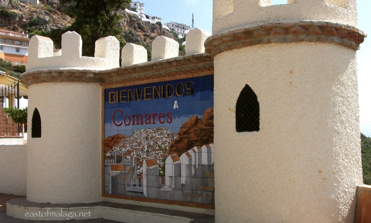 Welcome to Comares, Spain