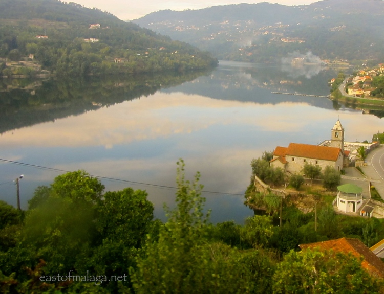 Our train ride along the Douro Valley, Portugal