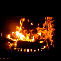How to get three-times the benefit from your log fire