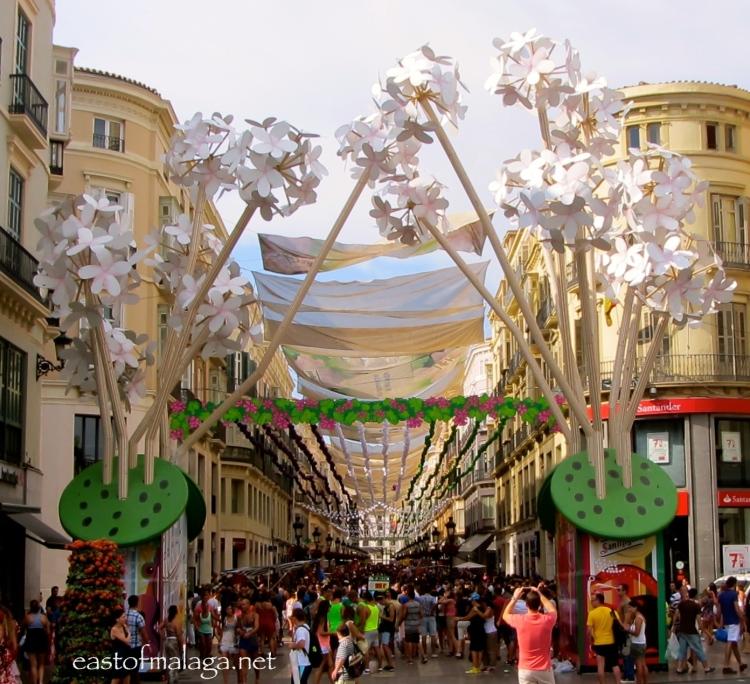 Malaga Feria, Spain