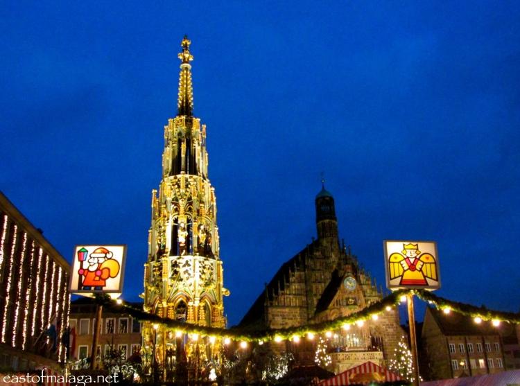 Nuremberg Christmas market, Germany