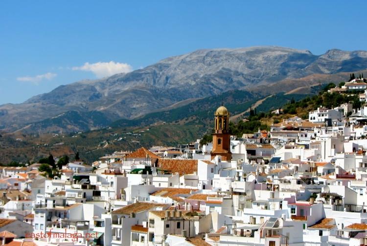 Cómpeta, Andalucía, Spain