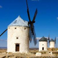 The Windmills of Consuegra
