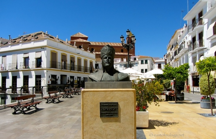 Almanzor in Torrox village, Spain