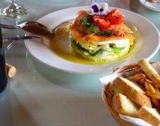 Lunch at El Muelle de Arriate, Spain