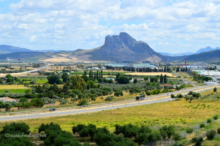 Sleeping Giant, Antequera, Spain