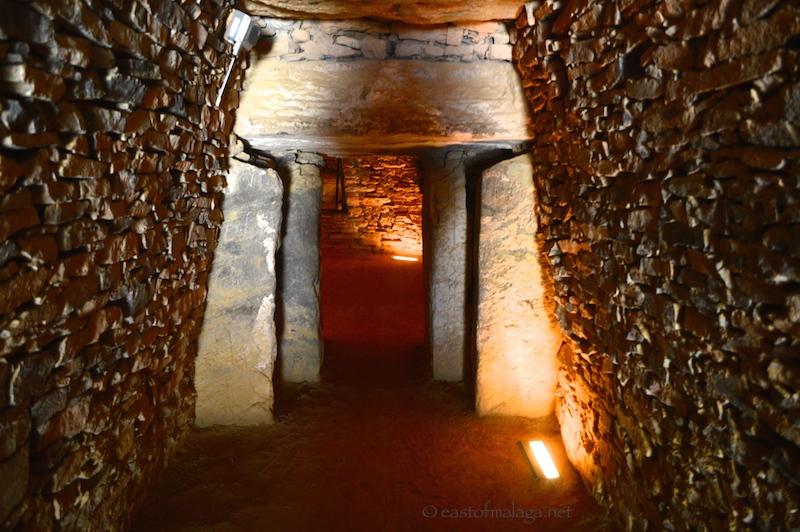 El Romeral Dolmen, Antequera, Spain