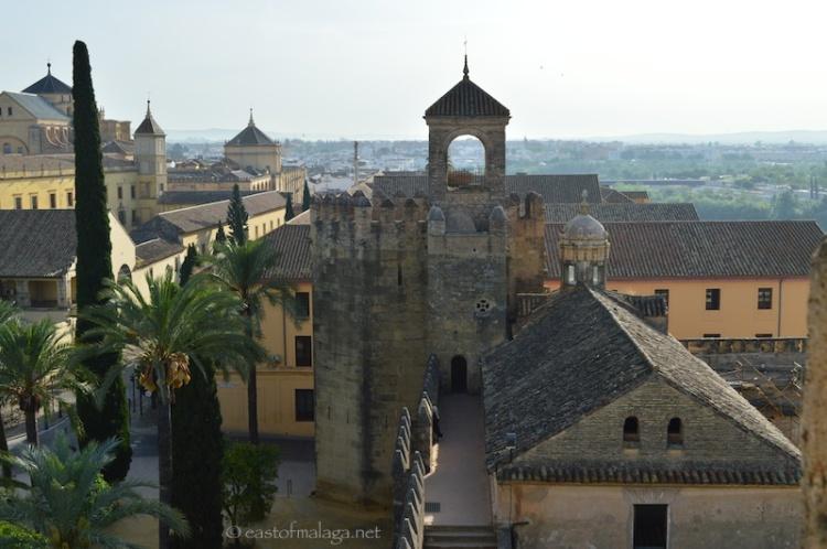 Alcazaba, Cordoba, Spain