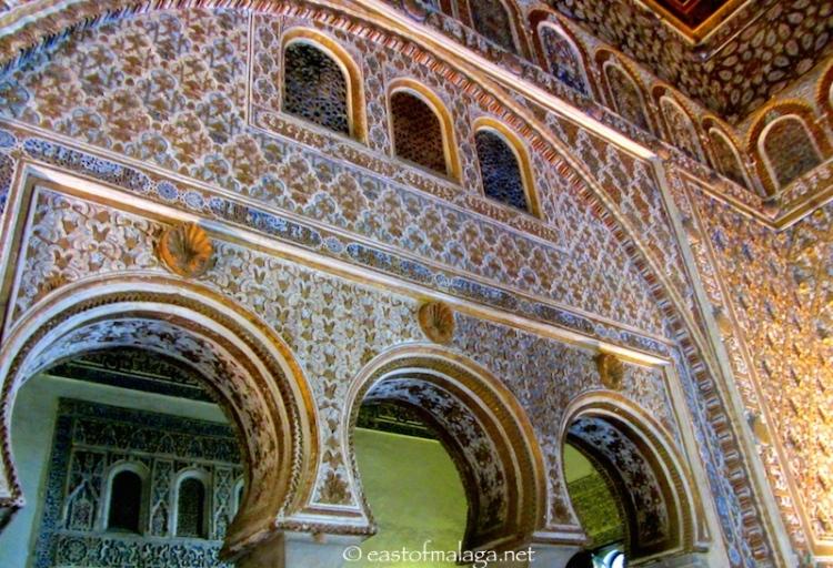 Alcazaba, Seville, Spain