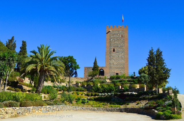 Alcazaba - Fortress La Fortaleza, Velez-Malaga