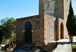 Entrance to the Keep at La Fortaleza