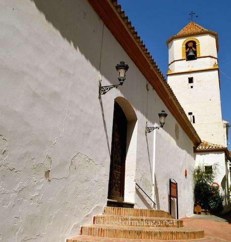 Church in Canillas de Aceituno