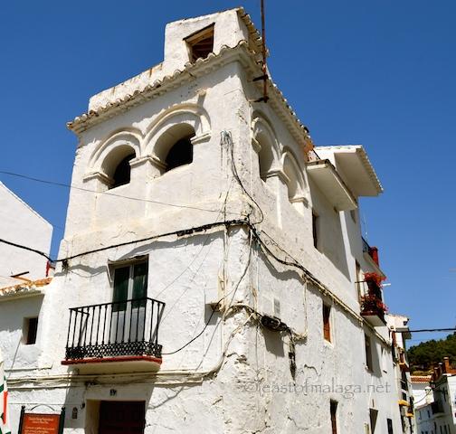 House of Tithes. Canillas de Aceituno