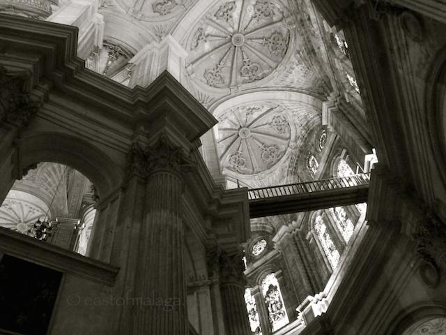 Malaga cathedral, Spain