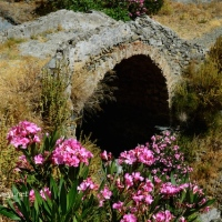 Silent Sunday: Roman Bridge, Sedella