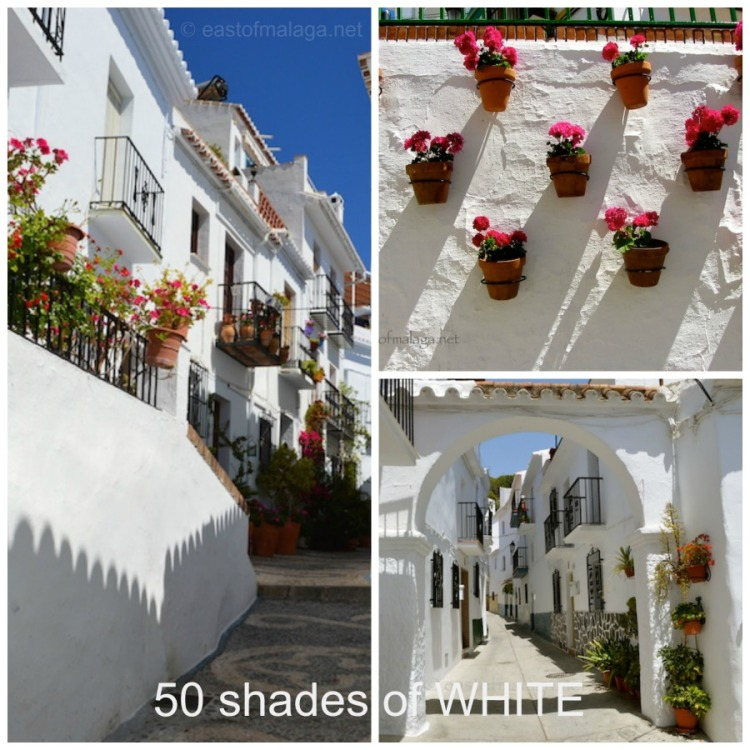 Andalucia: 50 shades of white