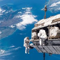 Space Oddity: Searching the Night Sky for the International Space Station