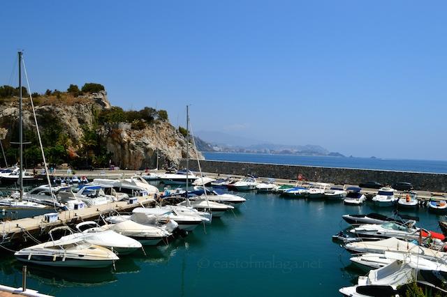 Sitting on the dock of the bay marina del este east of - Marina del este la herradura ...