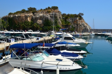 Mackerel Rock at Marina del Este