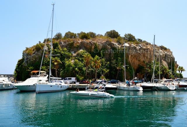 Mackerel Rock at Marina del Este