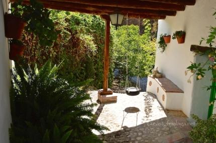 Delightful swing in El Acebuchal